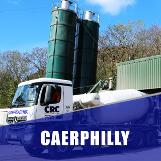 CONCRETE SALES IN CAERPHILLY